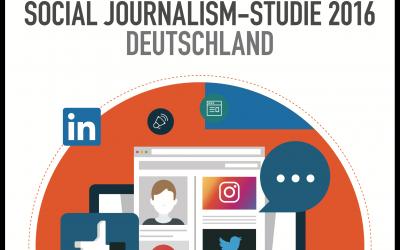 Social Journalism-Studie 2016