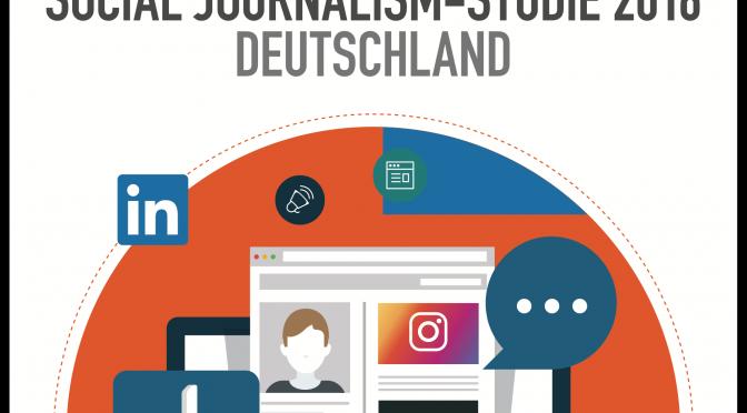So nutzen Journalisten die sozialen Medien