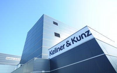 Kellner & Kunz AG Zentrale in Wels/OÖ.