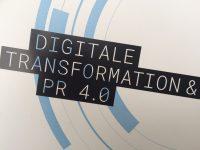PR 4.0 - digitale Transformation