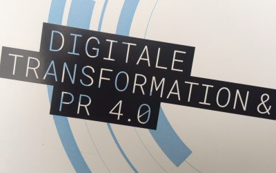 PR 4.0 - digitale Transformation