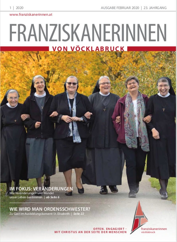 """Magazin """"Franziskanerinnen von Vöcklabruck"""""""